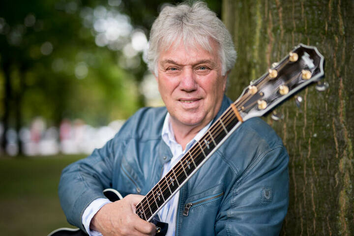 Der Musiker und Musikproduzent Rolf Zuckowski.