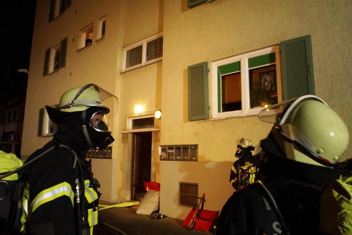 Der Brand war durch einen Verteilerkasten verursacht worden.