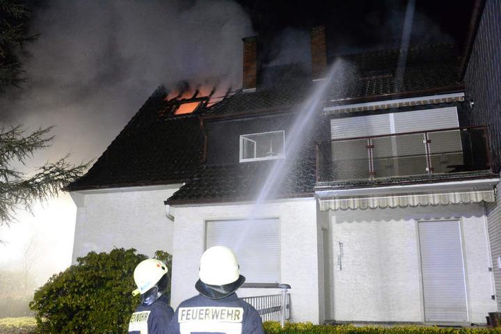 Bei dem Brand entstanden rund 250.000 Euro Schaden.