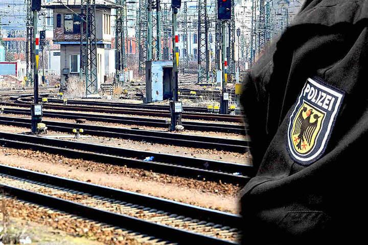 Die Bundespolizei warnt ausdrücklich vor leichtsinnigem Verhalten an Gleisanlagen.