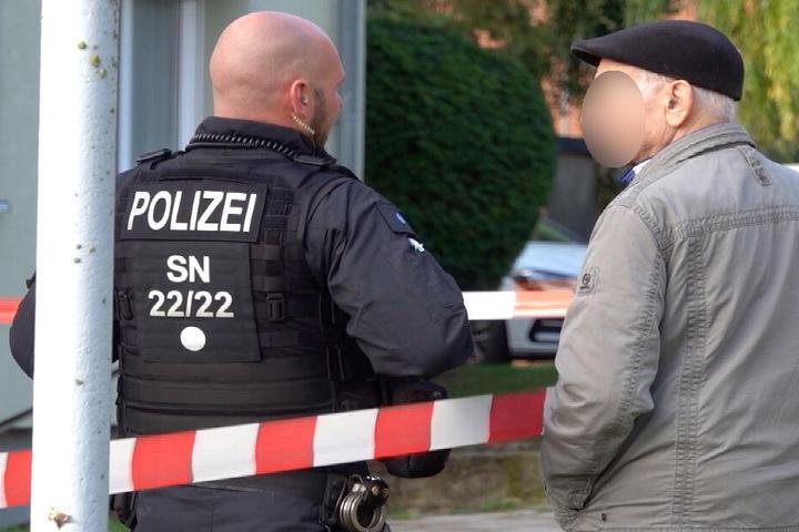 Die Anwohner in Benndorf sind entsetzt, dass der Täter aus ihrer Nachbarschaft kommen soll.