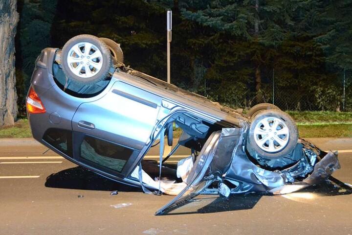 Jetzt wird ermittelt, ob gesundheitliche Probleme die Ursache für den Unfall waren.