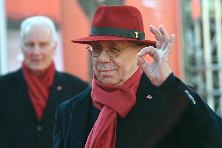 Berlinale-Direktor Dieter Kosslick.