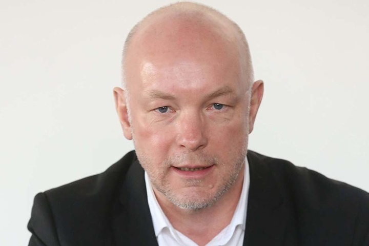 Manfred Wiemer (62), Chef des Amtes für Kultur- und Denkmalschutz.