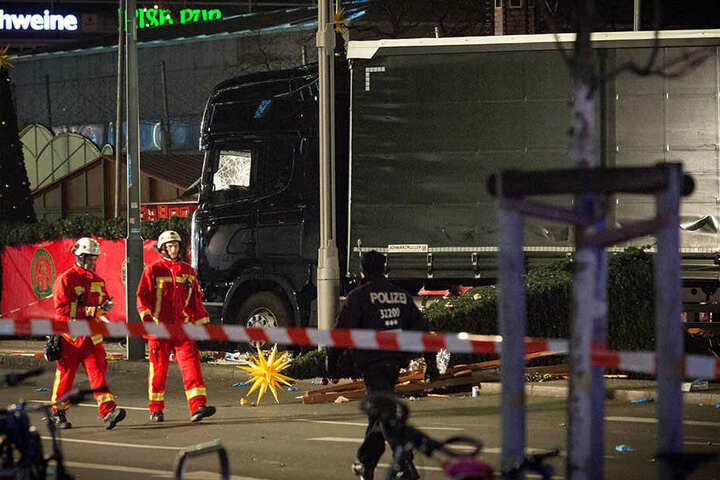 12 Menschen starben beim Anschlag auf den Berliner Weihnachtsmarkt am 19. Dezember.