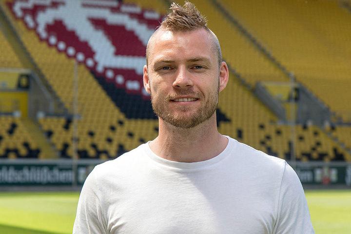 Bei Dynamo erhält der Däne einen Zweijahresvertrag.