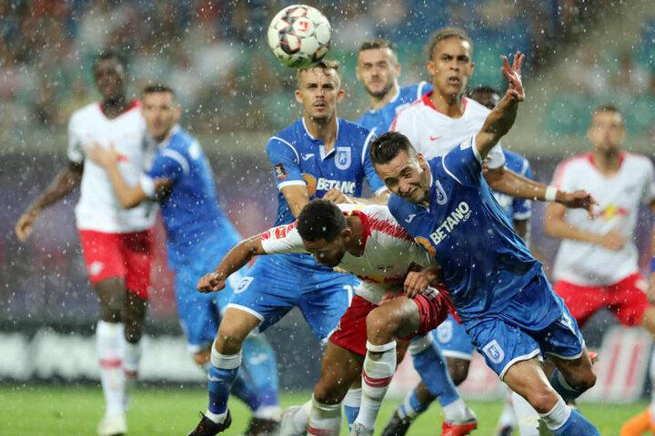 RB Leipzig verkauft nur sieben Tickets für Auswärtsspiel in Craiova