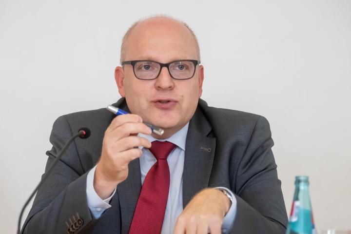 Bürgermeister Sven Schulze (47, SPD) will eine IAA-Bewerbung prüfen.