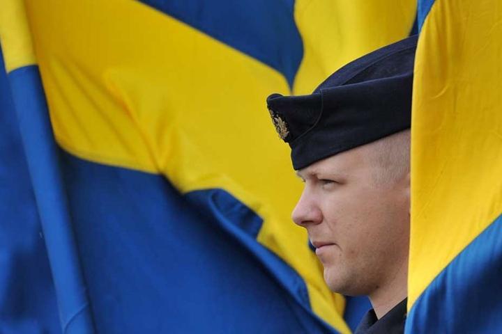 Schwedische Soldaten sollen auch im Kampf gegen organisierte Kriminalität eingesetzt werden dürfen.