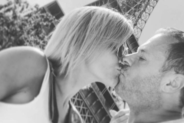 Bei Instagram zeigt sich das Paar in Liebe vereint.