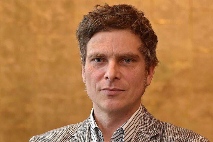 Verteidigt die Verwaltung und kritisiert die Linken im Hochhaus-Streit: Thomas Löser (45, Grüne)-