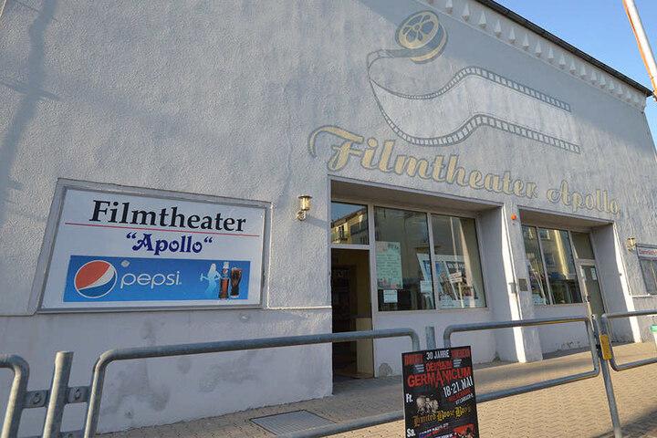 """Selbst eine Berühmtheit: Das Apollo-Kino wurde deutschlandweit durch den Film """"Der Kinoerzähler"""" bekannt."""
