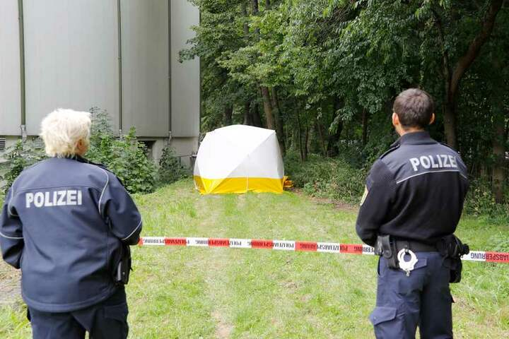 Der Tote wurde im September im Stadtpark entdeckt. (Archivbild)