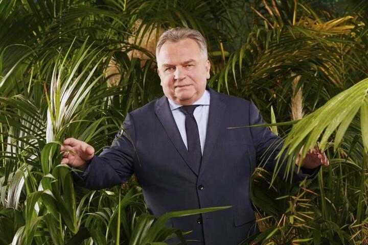 Günther Krause, 66 Jahre.