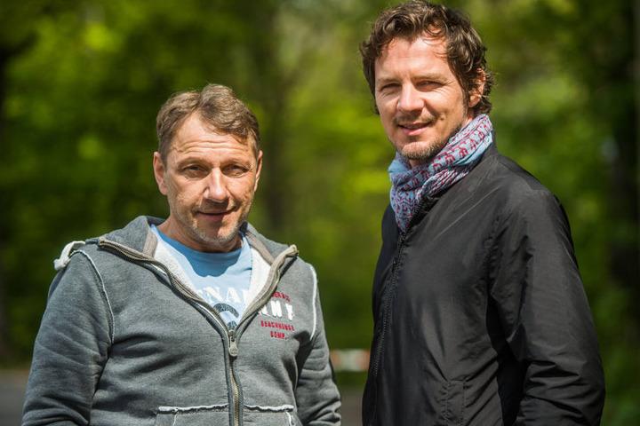 """Die Kommissare Thorsten Lannert (Richy Müller, 61) und Sebastian Bootz (Felix Klare, 38) ermitteln seit 2008 im Stuttgarter """"Tatort""""."""