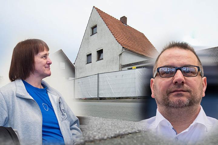 In diesem Haus sollen Angelika W. und Wilfried W. zwei Frauen zu Tode gefoltert haben.