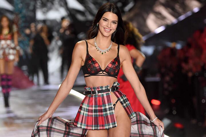 Auch Kendall Jenner war wieder mit von der Partie.