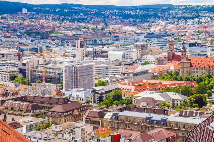 Auch die Landeshauptstadt Stuttgart ist bei Touristen beliebt.