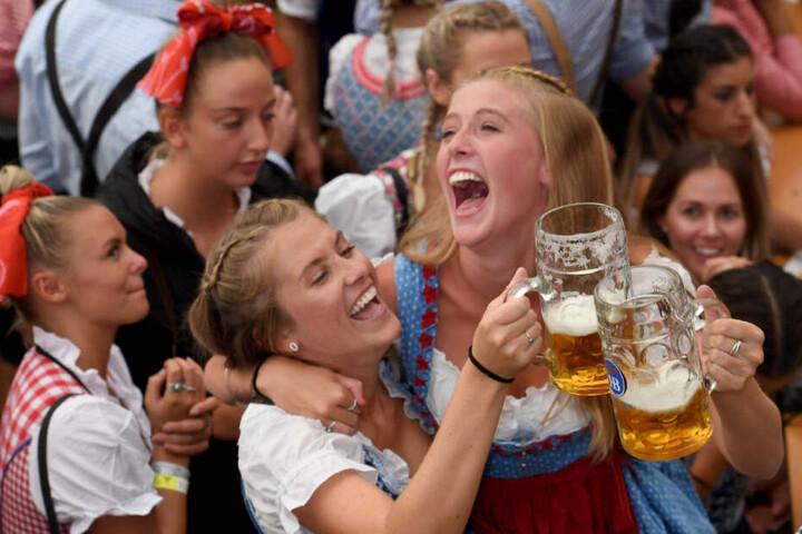 Seit 2010 ist das Oktoberfest in München rauchfrei.