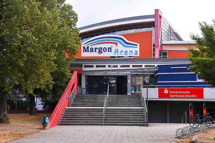 Was passiert mit der Margon Arena? Das ist derzeit eine spannende Frage.