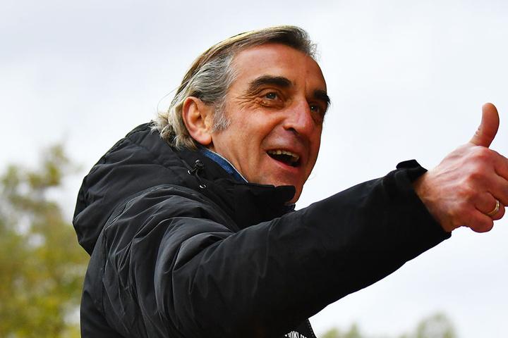 Dynamos Sportgeschäftsführer Ralf Minge ist der Zusammenhalt innerhalb der SGD am wichtigsten.