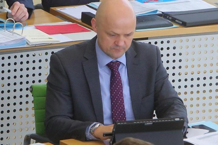 André Wendt (45) hat die Kleine Anfrage an die Landesregierung gestellt.