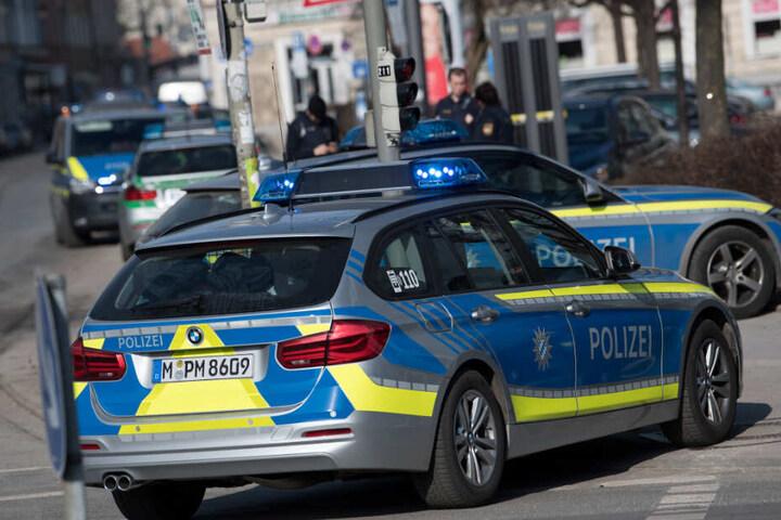 Der Polizei wurden gegen 8.50 Uhr Schüsse gemeldet.