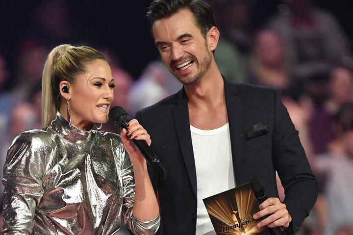 Im Januar 2019 gab es den letzten gemeinsamen Auftritt mit ihrem Ex Florian Silbereisen.