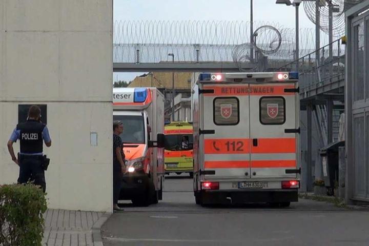 Insgesamt sechs Personen wurden bei dem Brand verletzt.