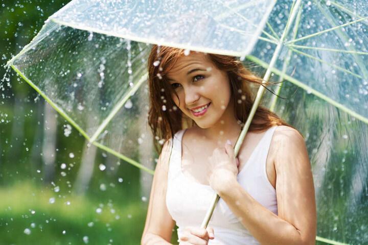 Ab Mittwoch können wir uns auf Sommerregen freuen.