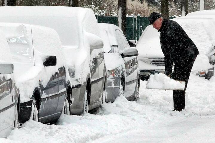 Im Januar soll der Winter nach Deutschland kommen.
