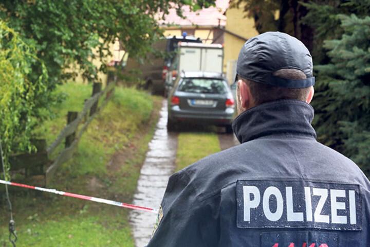 Auf einem Dreiseitenhof unweit des Elternhauses wurde Anneli fünf Tage nach der Entführung tot aufgefunden.