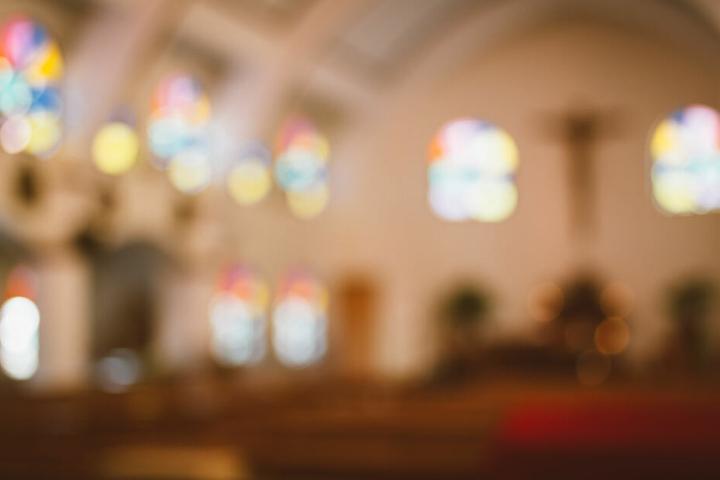 Ein christlicher Altarraum. (Symbolbild)