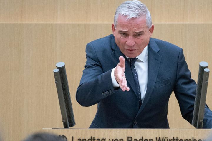 Nach Gruppen-Vergewaltigung: Innenminister Strobl war wegen nicht vollstrecktem Haftbefehl gegen den Haupttäter in die Kritik geraten.