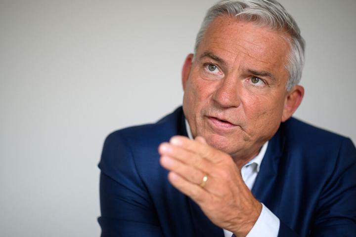 Thomas Strobl führt den CDU-Landesverband seit 2011.