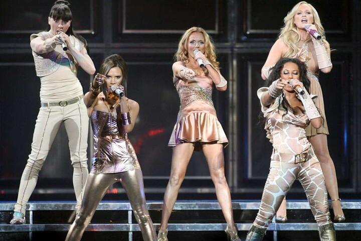 2000 trennte sich die erfolgreiche Girl-Band.