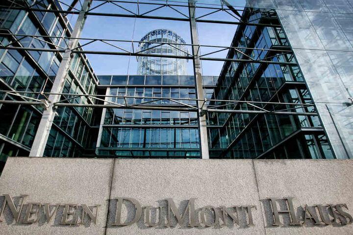 Das Neven DuMont Haus in Köln.