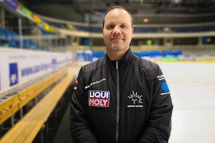 Eislöwen-Coach Bradley Gratton will, dass seine Mannschaft den nächsten Schritt macht.