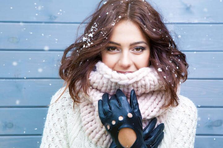 Es besteht die Chance, dass der erste Schnee in OWL fällt.