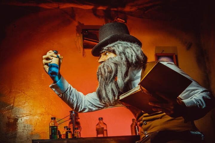 Drei Geister werden Scrooge heimsuchen. (Symbolbild)