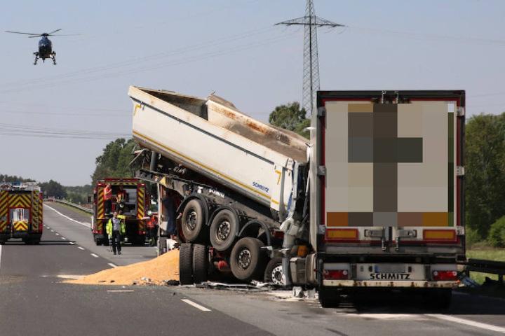 Bei dem Horror-Crash wurden zwei Menschen getötet.