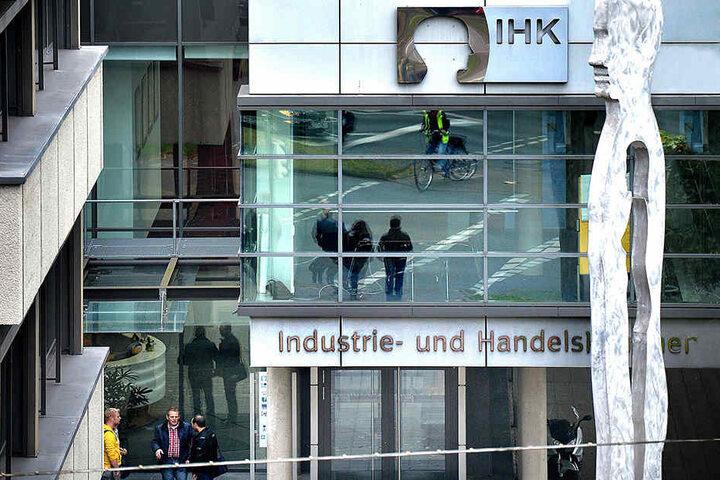Die IHK Bielefeld hat in der Frühjahrsumfrage diese positiven Ergebnisse erhoben.