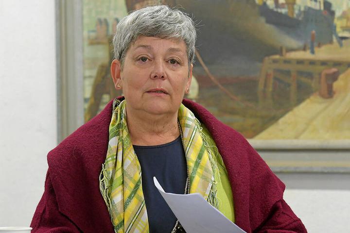 Flottenchefin Karin Hildebrand (64) will sich mit dem Thema auseinandersetzen, wenn es so weit ist.