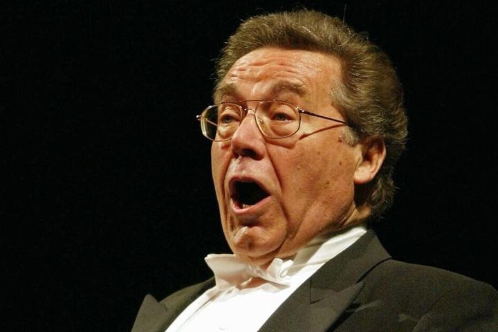 Schreier war einer der gefragtesten Tenöre für Oper und Konzert rund um den Globus.