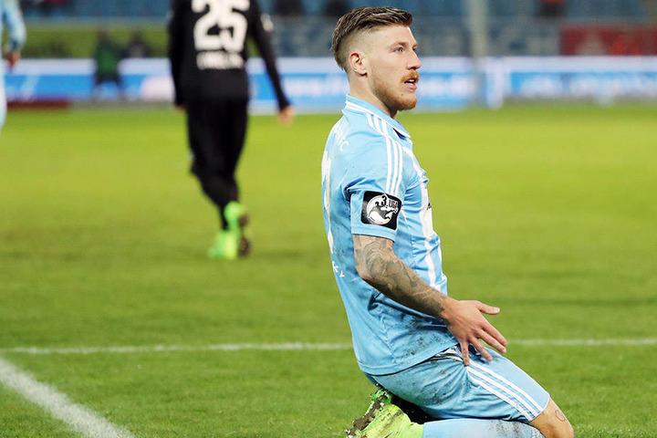 Sein Vertrag läuft am 30. Juni 2017 aus. Der FSV Zwickau soll Interesse an Philip Türpitz haben.