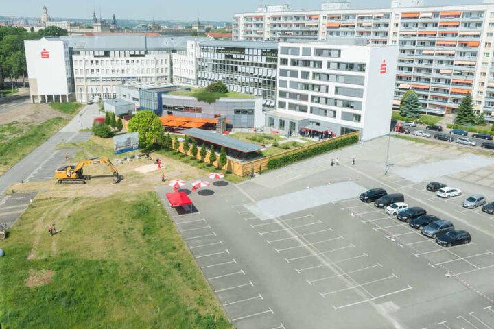 Rund 14.300 Quadratmeter Brachfläche zwischen Gerok-, Elisen- und Elsasser Straße werden bis 2020 für knapp 120 Millionen Euro bebaut.