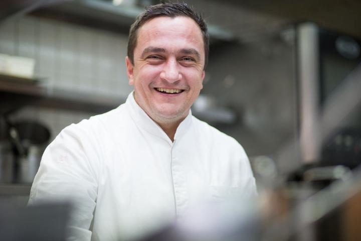 Auch bei den besten Köchen dabei: Torsten Michel.