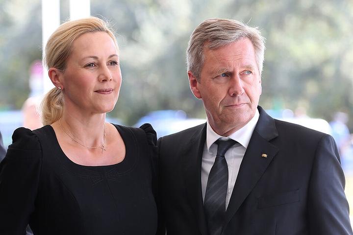 Bettina und Christian Wulff leben getrennt.