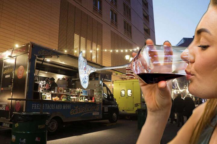 Beim Street-Food-Markt könnt Ihr ordentlich reinhauen. (Symbolbild)