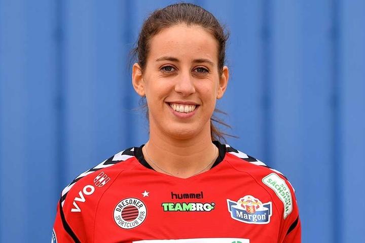 Maria Segura glaubt an eine Chance des DSC, aber nur, wenn das Team selbstbewusst auftritt.